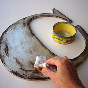 c-plata-30 Cómo hacer una letra en plata vintage paso a paso Consejos