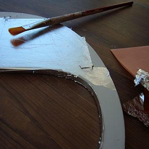 c-plata-32 Cómo hacer una letra en plata vintage paso a paso Consejos