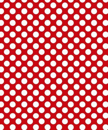 lunares-blancos-sobre-rojo