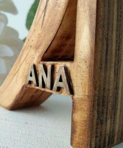 a natural envejecida con nombre ana