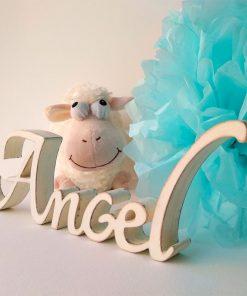 nombre de madera angel