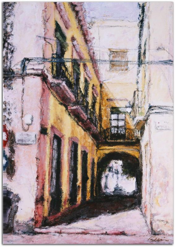 calle-padre-payan-566x800 Mis cuadros