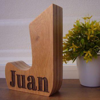 juan-madera-80-350x350 LETRAS DE MADERA PERSONALIZADAS Y TOTALMENTE ARTESANALES