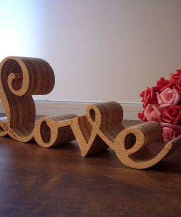 love-de-madera