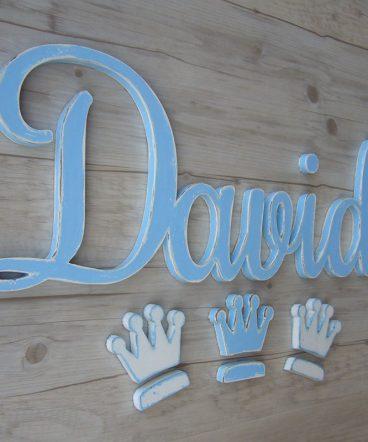 nombre david celeste vintage