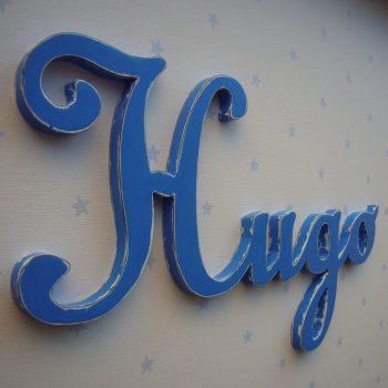 hugo-azul-85-350x350 LETRAS DE MADERA PERSONALIZADAS Y TOTALMENTE ARTESANALES