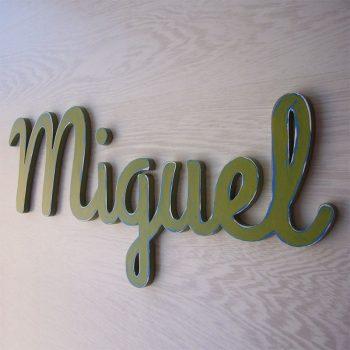miguel-verde-87-350x350 LETRAS DE MADERA PERSONALIZADAS Y TOTALMENTE ARTESANALES