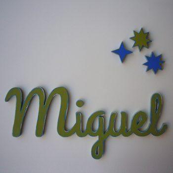 miguel-verde-88-350x350 LETRAS DE MADERA PERSONALIZADAS Y TOTALMENTE ARTESANALES