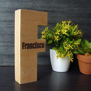 francisco-80-350x350 LETRAS DE MADERA PERSONALIZADAS Y TOTALMENTE ARTESANALES