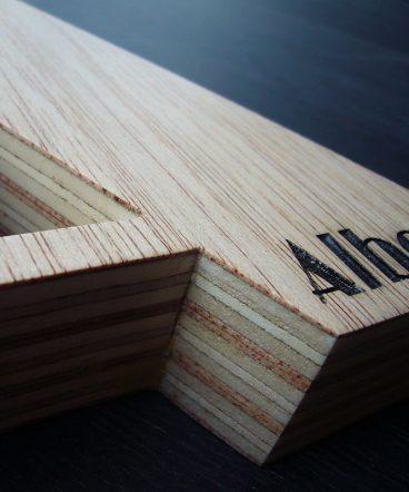 letra a personalizada con albert