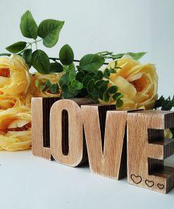 love de madera artesano