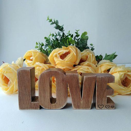 love de madera original