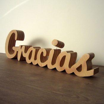 gracias-madera-85-350x350 LETRAS DE MADERA PERSONALIZADAS Y TOTALMENTE ARTESANALES