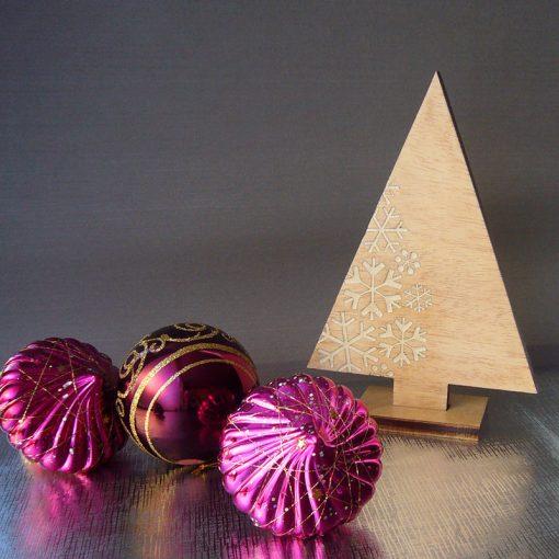 arbol navidad artesano