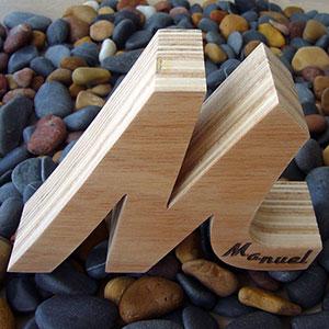 letra-m-madera-mauel Galería 7