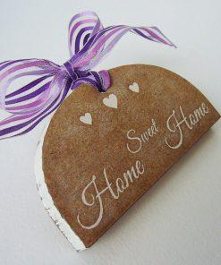 home sweet home colgante para decorar