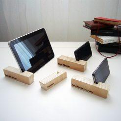 manos libres de madera personalizado