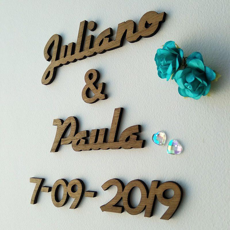 marcasitios para cuadros de boda