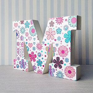 letra-m-decorada-flores Galería 7