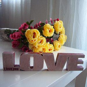 love-blanco-vintage-madera Galería 7