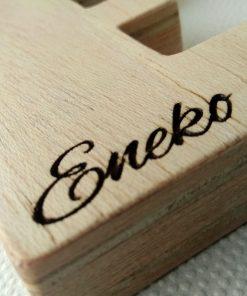 letra e con nombre eneko