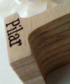 letra de madera personalizada