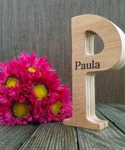 letra-p-nombre-paula-1-247x296 LETRAS DE MADERA PERSONALIZADAS Y TOTALMENTE ARTESANALES